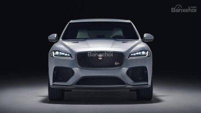 Jaguar J-Pace 2021 sẽ sử dụng nền tảng của Range Rover.
