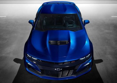 Chevrolet Camaro 2019 và thế hệ cũ có những điểm khác biệt gì? - Ảnh 1.