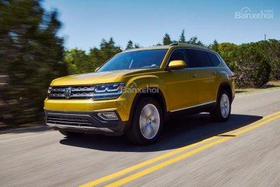 Đánh giá xe Volkswagen Atlas 2018: Phù hợp với thị hiếu của khách hàng Mỹ 2