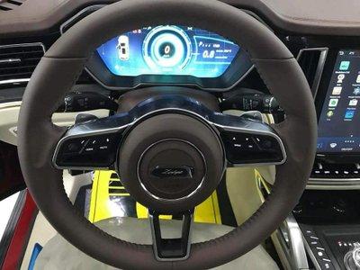Soi thông số kỹ thuật Zotye Z8 - SUV Trung Quốc nhái hàng loạt xe sang có gì? a19