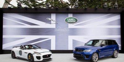 Doanh số sụt giảm, Jaguar Land Rover cắt giảm 1.000 việc làm tại Anh 3a