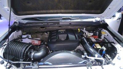 Động cơ của Chevrolet Trailblazer 2020