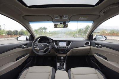 Giá xe Hyundai Accent 2019 a3