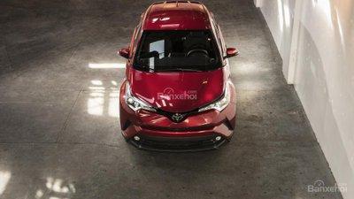 Có nên mua Toyota C-HR 2018