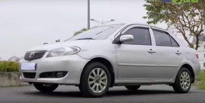 """Toyota Vios 2005 giá dưới 200 triệu có đáng """"đồng tiền bát gạo""""? 1"""