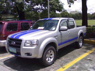 Những điều cần biết khi mua xe bán tải Ford Ranger cũ 3
