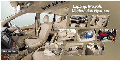 Ảnh chi tiết MPV giá rẻ Suzuki Ertiga 2018 thế hệ mới tại Indonesia - a19