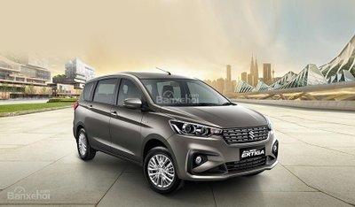 Chi tiết Suzuki Ertiga 2018 thế hệ mới trước giờ ra mắt triển lãm Indonesia.