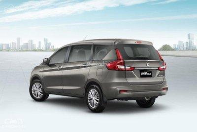 Ảnh chi tiết MPV giá rẻ Suzuki Ertiga 2018 thế hệ mới tại Indonesia - a16