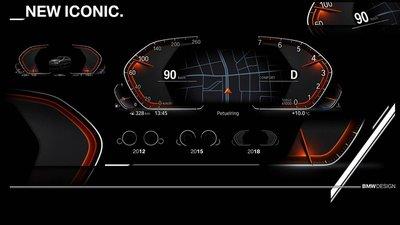BMW trang bị đồng hồ điện tử cho loạt mẫu xe chiến lược mới 2