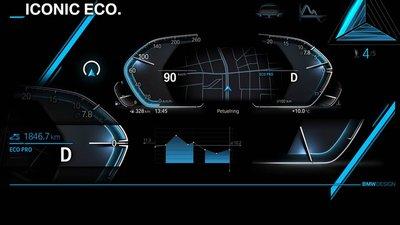 BMW trang bị đồng hồ điện tử cho loạt mẫu xe chiến lược mới 4