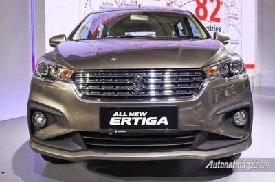 Ảnh chi tiết MPV giá rẻ Suzuki Ertiga 2018 thế hệ mới tại Indonesia - a3