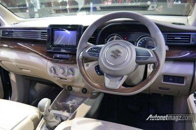 Ảnh chi tiết MPV giá rẻ Suzuki Ertiga 2018 thế hệ mới tại Indonesia - a11