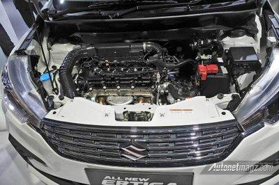 Ảnh chi tiết MPV giá rẻ Suzuki Ertiga 2018 thế hệ mới tại Indonesia - a13