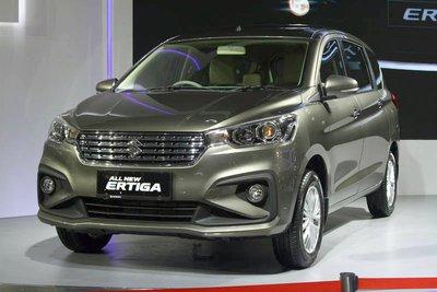 Ảnh chi tiết MPV giá rẻ Suzuki Ertiga 2018 thế hệ mới tại Indonesia - a1