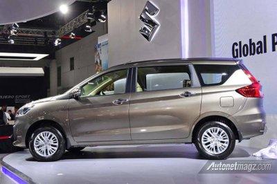 Ảnh chi tiết MPV giá rẻ Suzuki Ertiga 2018 thế hệ mới tại Indonesia - a4