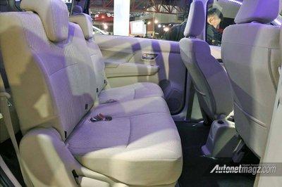 Ảnh chi tiết MPV giá rẻ Suzuki Ertiga 2018 thế hệ mới tại Indonesia - a12