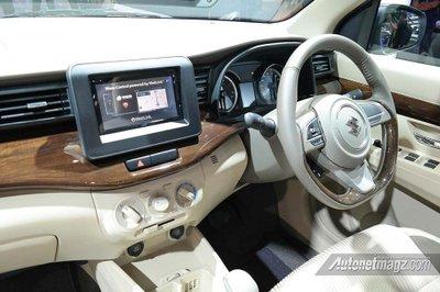 Ảnh chi tiết MPV giá rẻ Suzuki Ertiga 2018 thế hệ mới tại Indonesia - a9