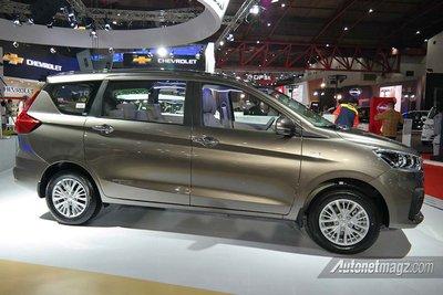 Ảnh chi tiết MPV giá rẻ Suzuki Ertiga 2018 thế hệ mới tại Indonesia - a5