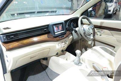 Ảnh chi tiết MPV giá rẻ Suzuki Ertiga 2018 thế hệ mới tại Indonesia - a10