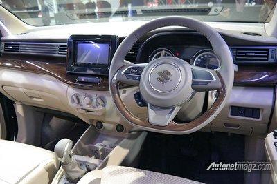 Ảnh chi tiết MPV giá rẻ Suzuki Ertiga 2018 thế hệ mới tại Indonesia - a8