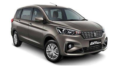 Ảnh chi tiết MPV giá rẻ Suzuki Ertiga 2018 thế hệ mới tại Indonesia - a14