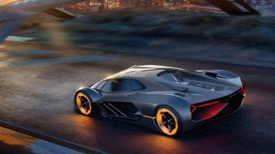 Mẫu xe concept Lamborghini Terzo Millennio 2a
