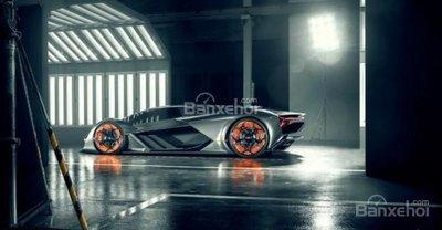 Lamborghini xác nhận siêu xe thế hệ mới sẽ được trang bị động cơ plug-in hybrid.
