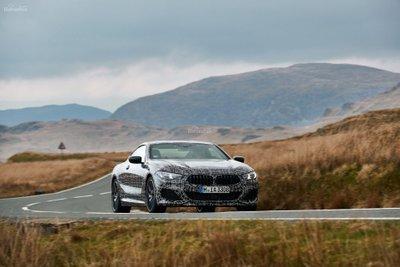 BMW M850i xDrive Coupe hé lộ thông số chi tiết, công suất lên đến 523 mã lực 4a