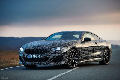 BMW M850i xDrive Coupe hé lộ thông số chi tiết, công suất lên đến 523 mã lực 2a