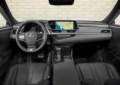 Lexus ES 2019 trình làng với nhiều điểm mới a3