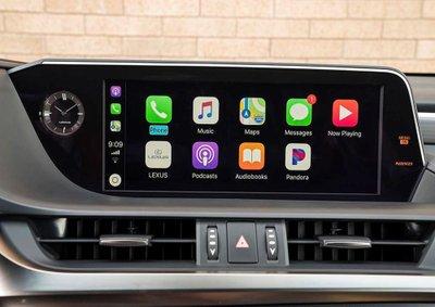 Lexus ES 2019 trình làng với nhiều điểm mới a13