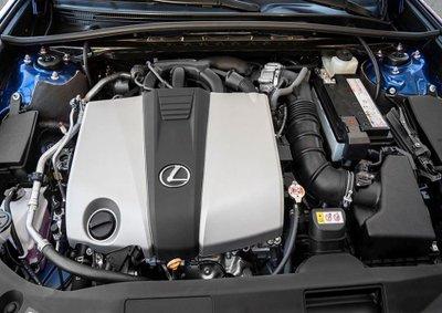 Lexus ES 2019 trình làng với nhiều điểm mới a4