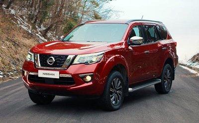 Đồn đoán: SUV 7 chỗ Nissan Terra 2018 sắp về Việt Nam