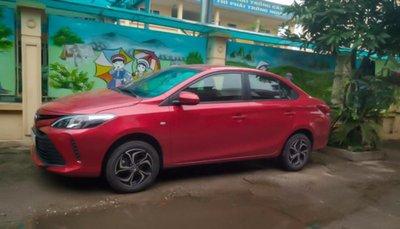 Toyota Vios bản nâng cấp mới nhất bất ngờ lăn bánh tại Việt Nam a4