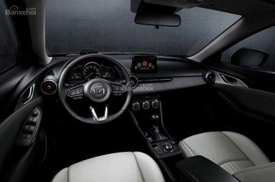 Mazda CX-3 2019 cập nhật mới chốt giá 486 triệu - 2
