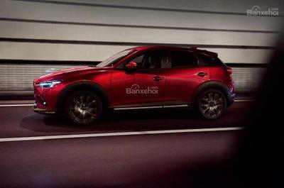 Mazda CX-3 2019 cập nhật mới chốt giá 486 triệu - 1