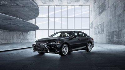 Lexus ES 2019 màu đen