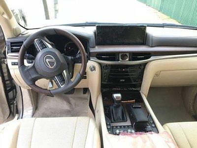 Lexus LX570 2018 nhập Mỹ tại Việt Nam có giá hơn 9 tỷ đồng a3