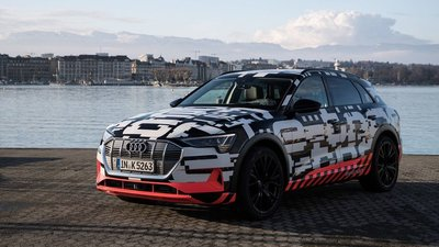 Audi E-Tron 2019 z