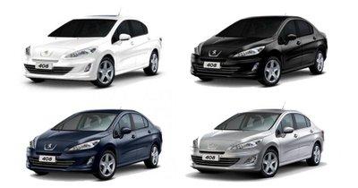 Giá xe Peugeot 408 2019 mới nhất tháng 6/2019 a1