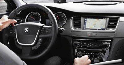 Thiết kế nội thất của Peugeot 508 mới a5