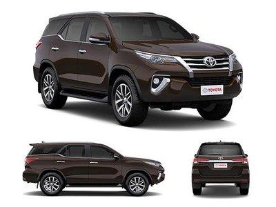 Xếp hạng SUV 7 chỗ bán chạy nhất Việt Nam tháng 4/2018: Toyota Fortuner,,