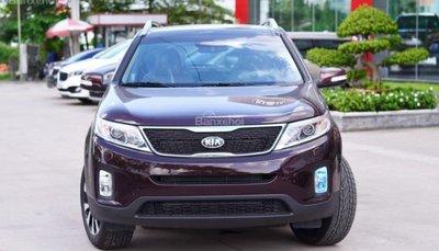 SUV 7 chỗ bán chạy nhất Việt Nam đầu năm 2018: Kia Sorento soán ngôi Fortuner..