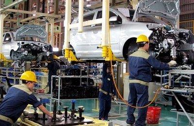Định hướng chính sách phát triển ngành công nghiệp ô tô Việt Nam như thế nào trong các năm tới? 1