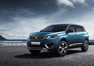 Giá xe Peugeot 5008 tháng 4/2019.