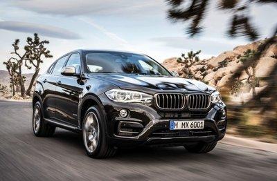 Giá xe BMW X6 mới nhất - Ảnh 1.