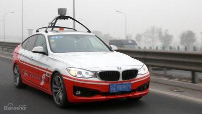 BMW được cấp phép thử nghiệm xe tự hành tại Trung Quốc - 1