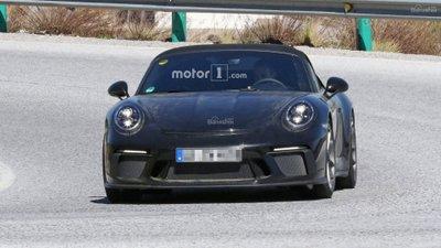 Sẽ chỉ có 1.984 chiếc Porsche 911 Speedster thế hệ mới được sản xuất 1a