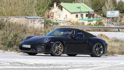 Sẽ chỉ có 1.984 chiếc Porsche 911 Speedster thế hệ mới được sản xuất 2a